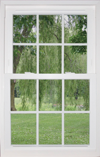 NH Chateau Double Hung Window Series Vinyl Replacement & New Construction Windows