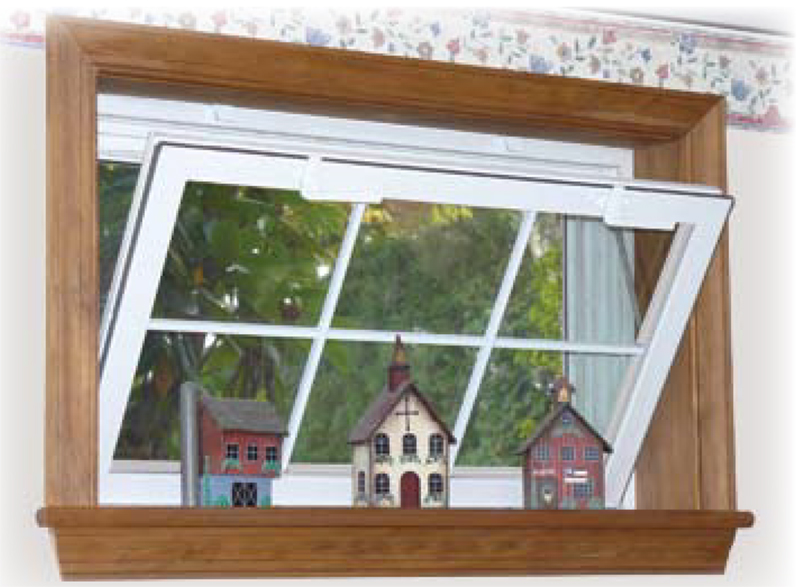 NH Basement Hopper Window Vinyl Replacement & New Construction Windows