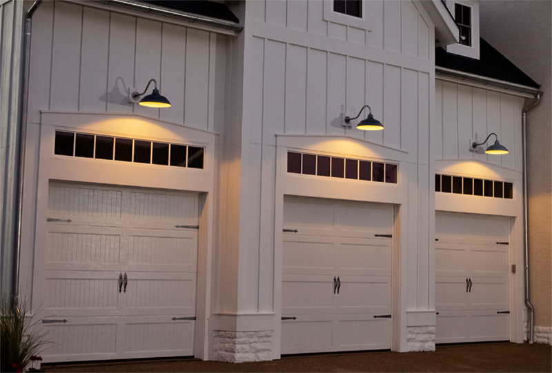 NH Haas 2000 Serie Garage Doors