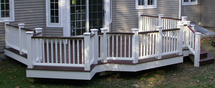 NH Quality Home Improvements Decks